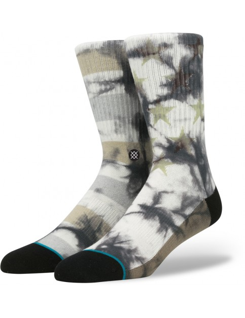 Stance Command Socks in Natural
