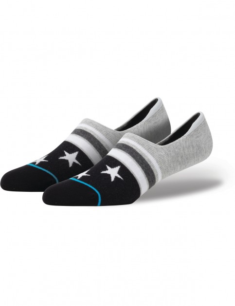 Stance Constellations No Show Socks in Grey