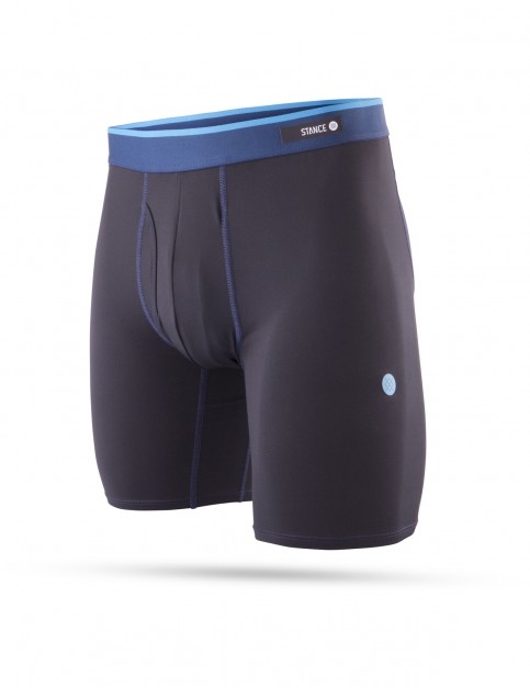 Stance Contrast Underwear in Black