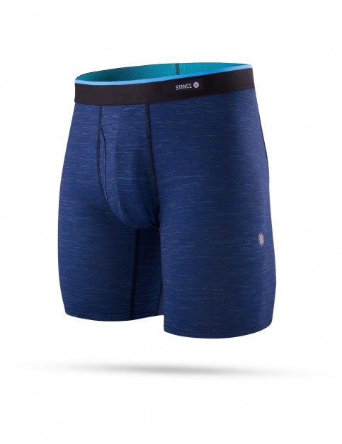 Stance Contrast Underwear in Navy