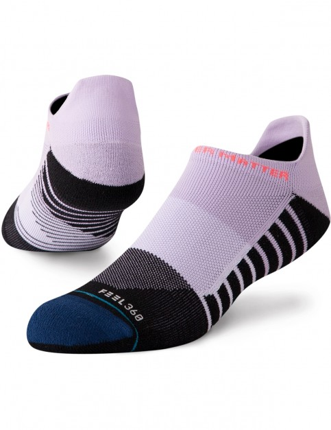Stance Cooldown Tab No Show Socks in Multi