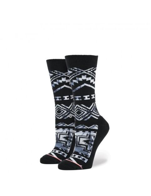 Stance Crawler Socks in Black