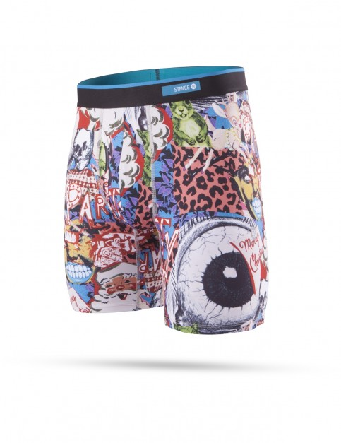 Stance Cycle Zombies Xmas Underwear in Multi