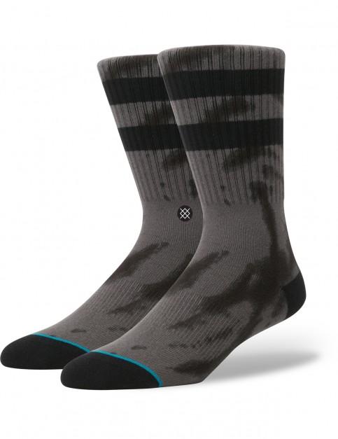 Stance Daybreaker Crew Socks in Grey