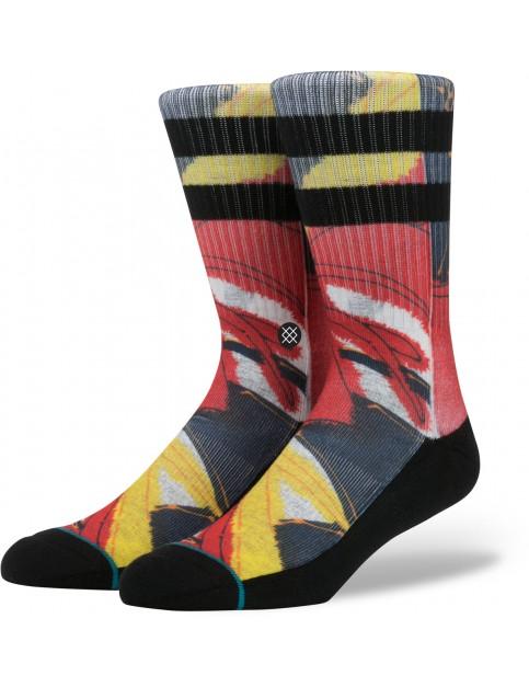 Stance Del Rey Socks in Red