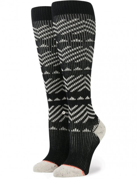 Stance Del Valle Socks in Black