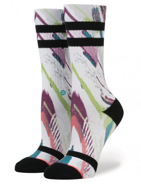 Stance Delirious Classic Socks in White