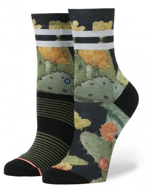 Black Stance Desert Flower Socks