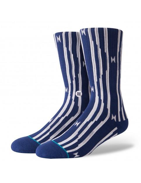 Stance Diablo Crew Socks in Navy