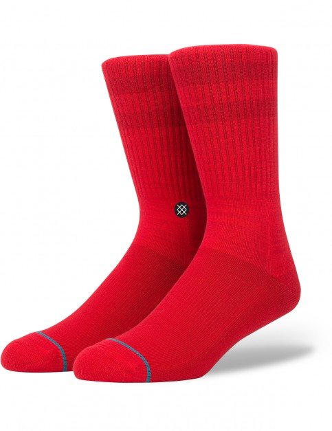 Red Stance Domain Crew Socks