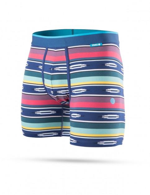 Stance Down Stream Underwear in Blue