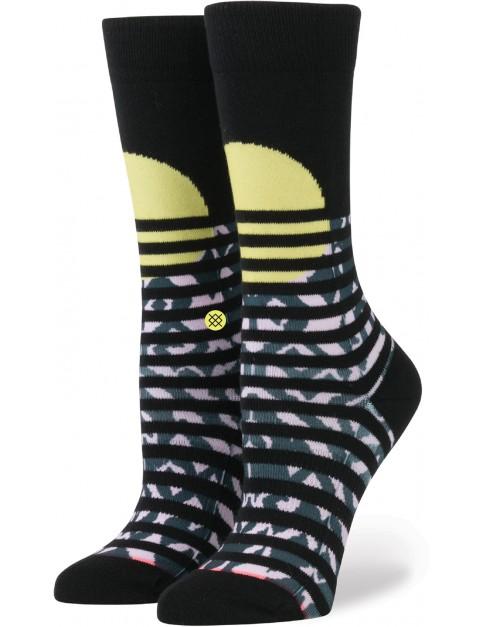 Stance Eastern Sunrise Socks in Black