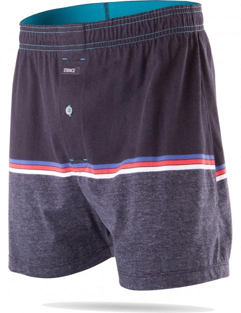 Stance Edge Boxer Underwear in Black