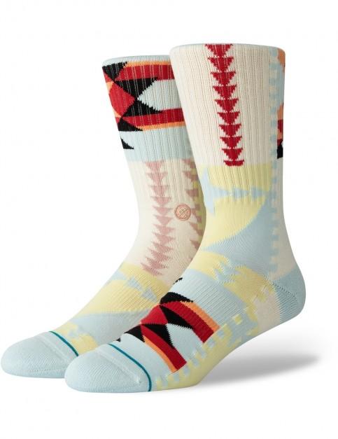 Stance El Pasa Crew Socks in Multi