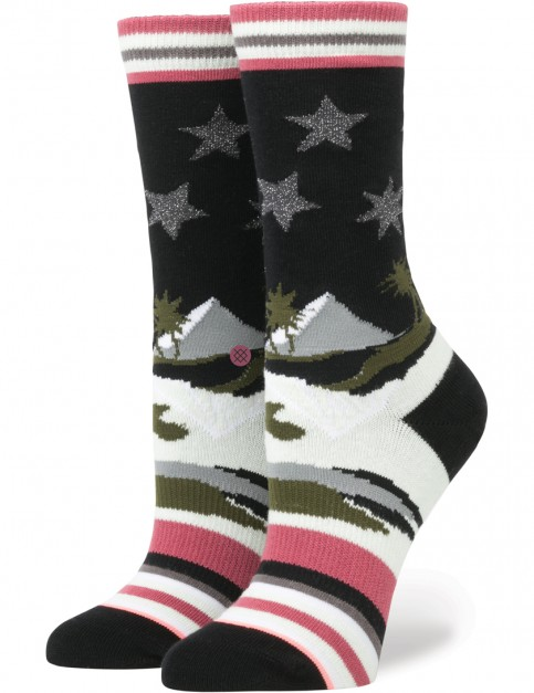 Stance Exodus Socks in Black