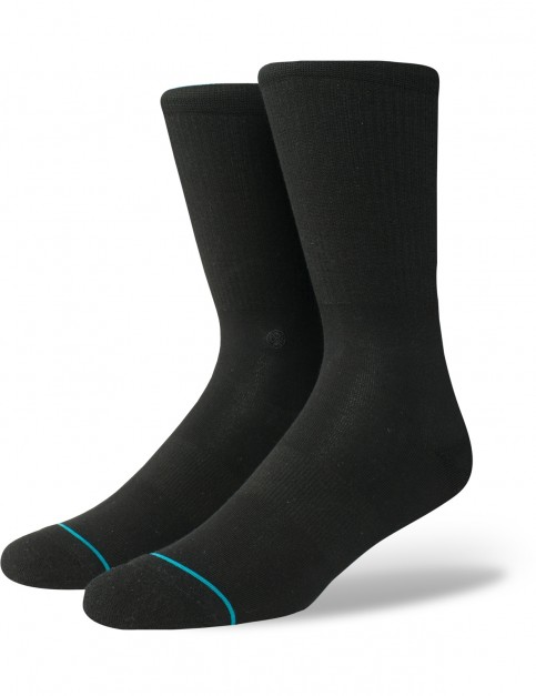 Stance Fashion Icon Crew Socks in Black