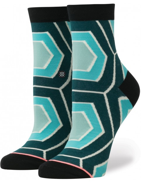 Stance Feedback Crew Socks in Multi