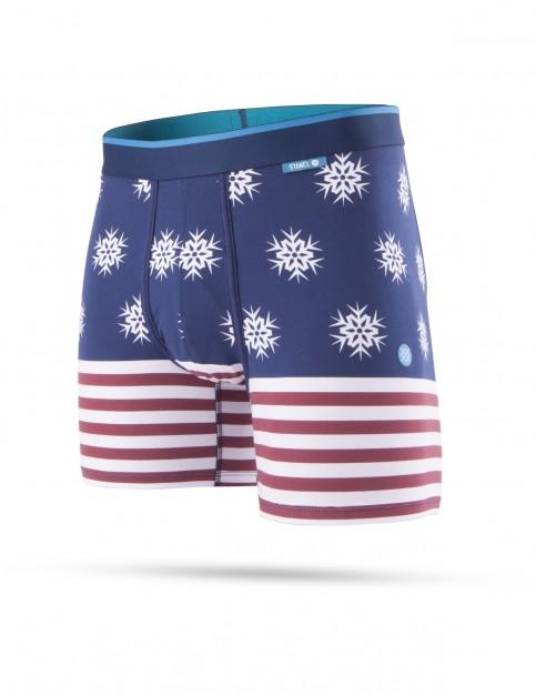 Stance Flake Flag Underwear in Multi