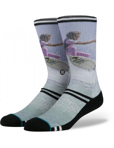 Stance Fletcher Socks in Black