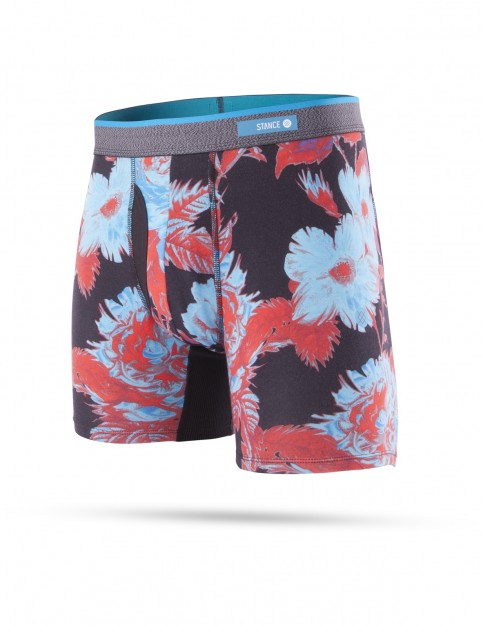 Stance Flower Trip Underwear in Black
