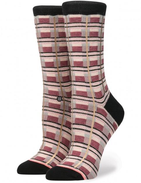 Stance Flux Crew Socks in Multi Colour