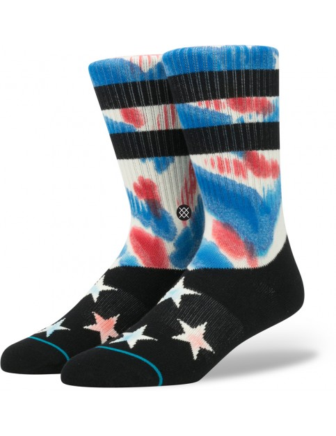 Stance Formations Socks in Black