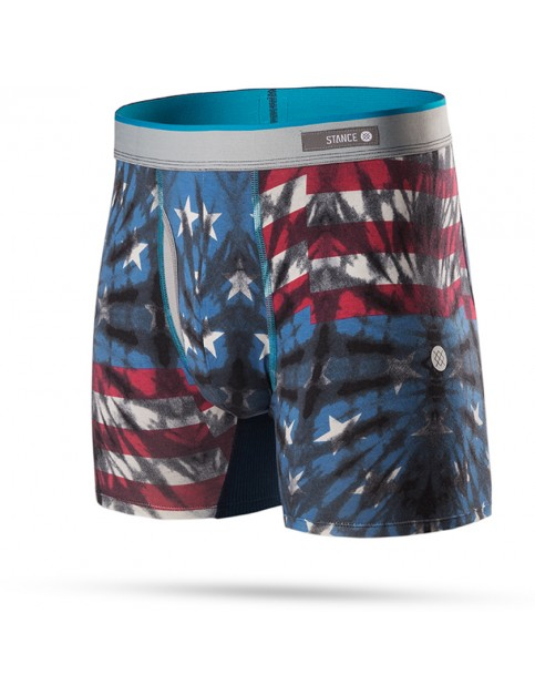 Stance Fourth Basilone Underwear in Blue