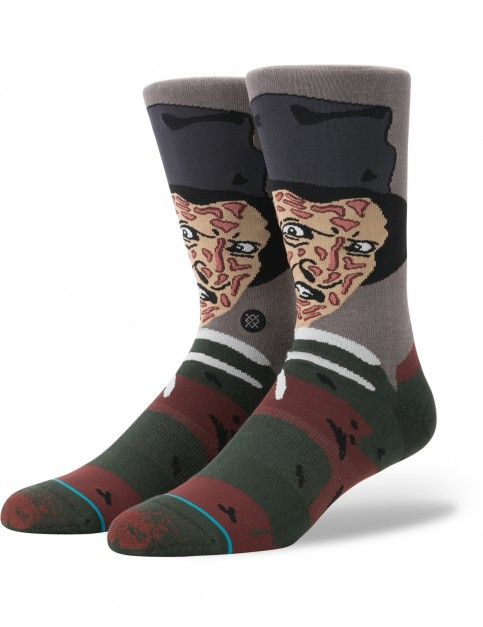 Stance Freddy Crew Socks in Black
