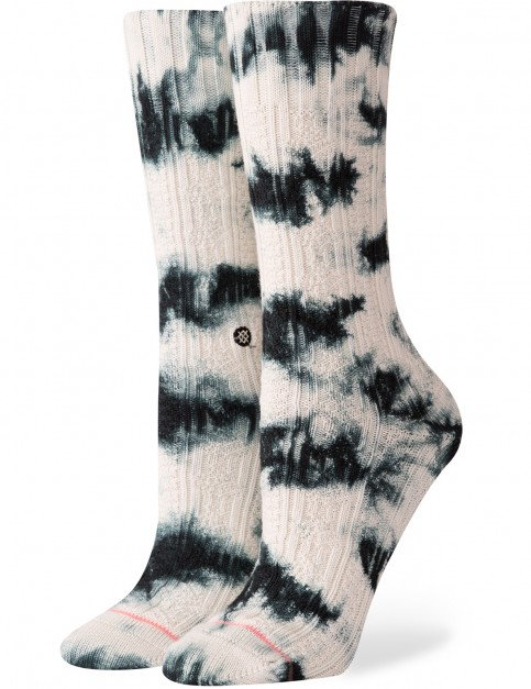 Stance Frio Crew Socks in Cream