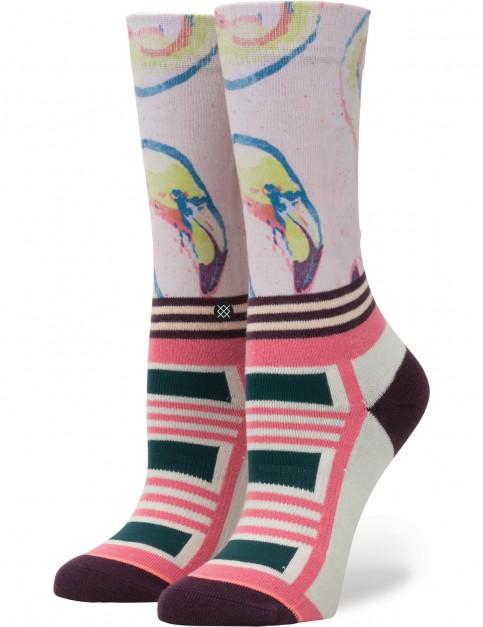 Stance Furamingo Crew Socks in Multi