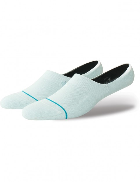 Stance Gamut No Show Socks in Pastel Blue