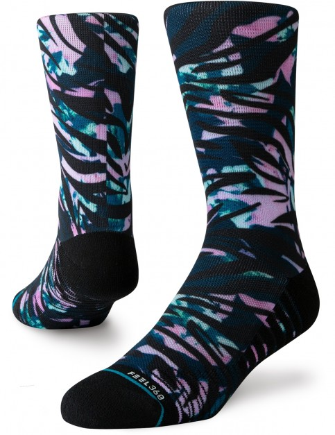 Stance Gem Crew Socks in Purple