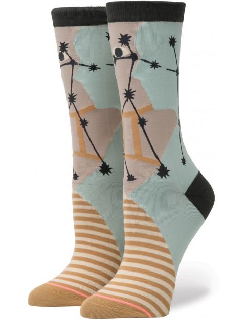 Stance Gemini Crew Socks in Multi