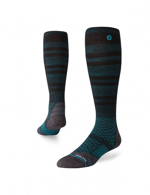 Stance Glacier Snow Socks in Black