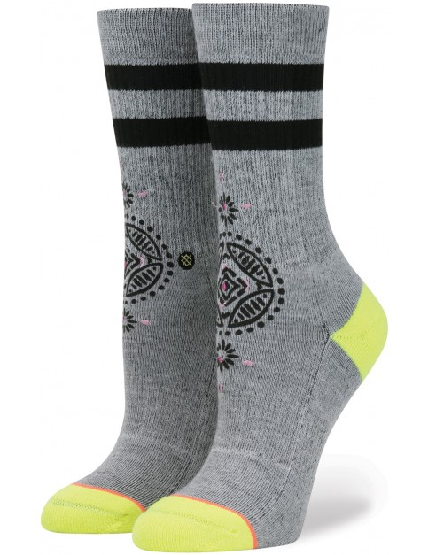 Stance Henna Socks in Grey