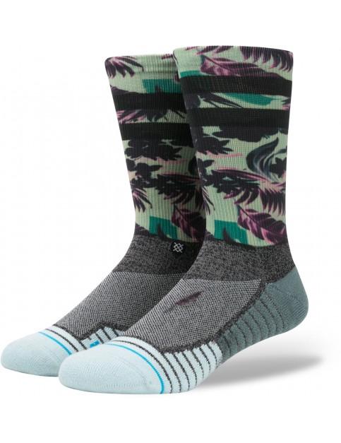Stance Hidden Palms Socks in Green