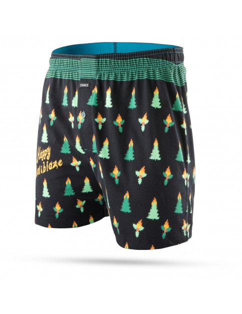 Stance Holiblaze Underwear in Black
