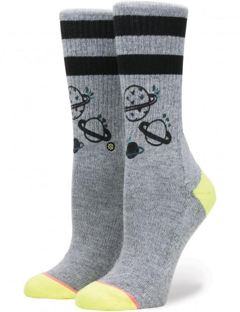 Stance Homeland Crew Socks in Grey