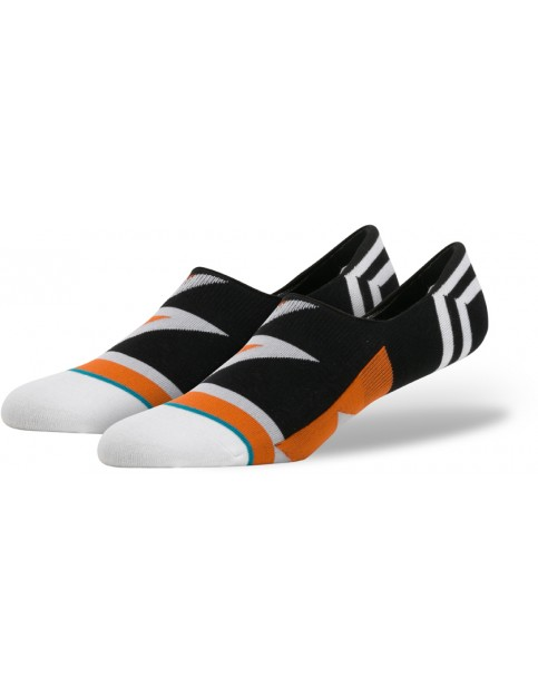 Black Stance Hot Like Lava Socks