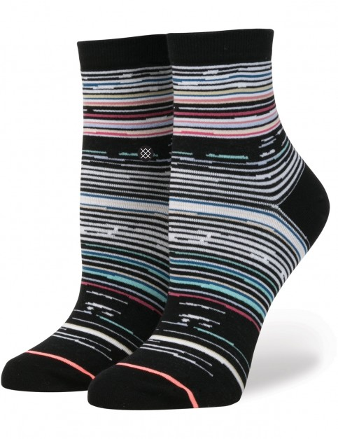 Stance Hyper Crew Socks in Black