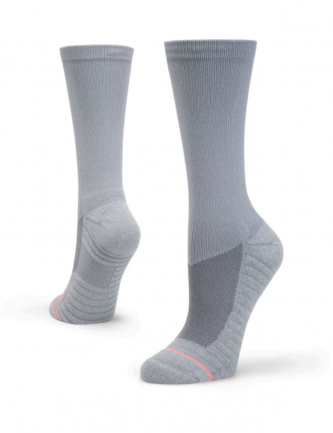 Stance Icon Crew Crew Socks in Grey