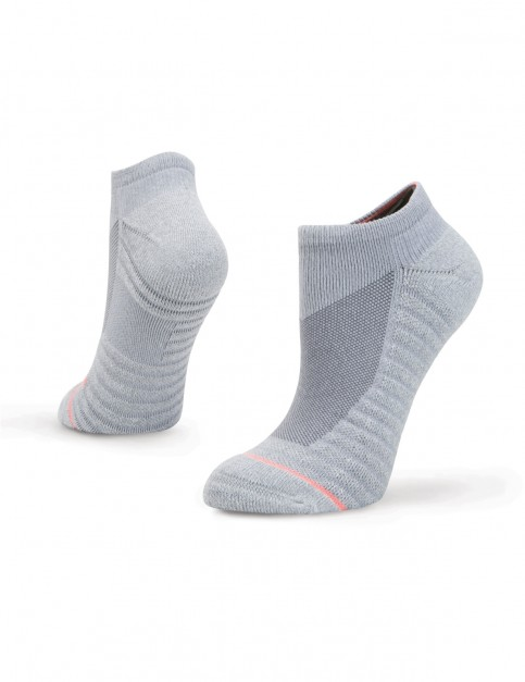 Stance Icon Low No Show Socks in Grey