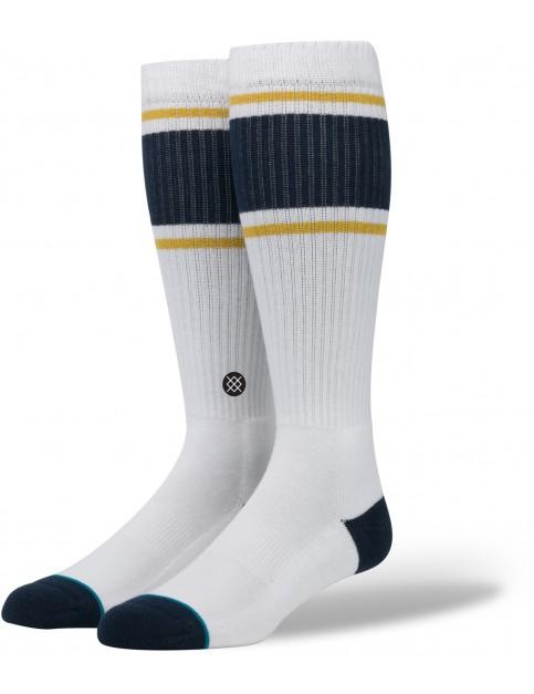 White Stance Infiltration Socks