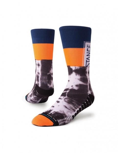 Stance Inspired Crew Crew Socks in Multi