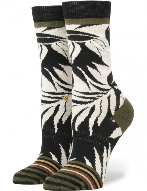Stance Isla Girl Socks in Black