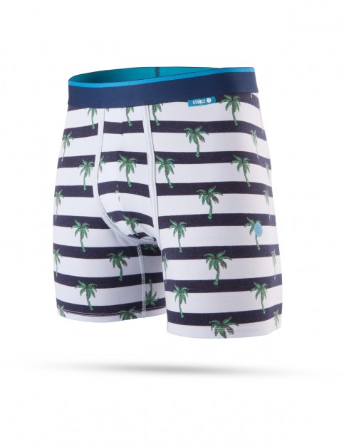 Stance Island Stripes Underwear in Navy