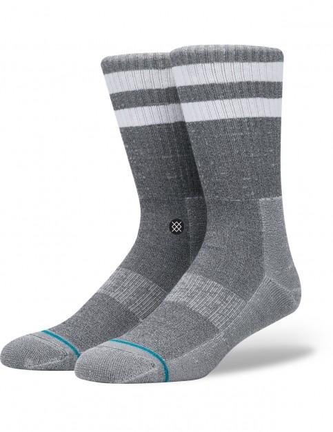 Stance Joven Crew Socks in Grey