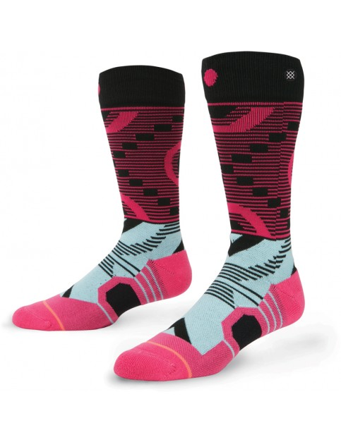 Stance Keetley Snow Socks in Black