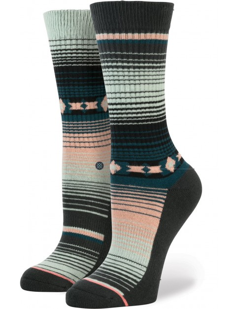 Grey Stance Kodi Crew Socks