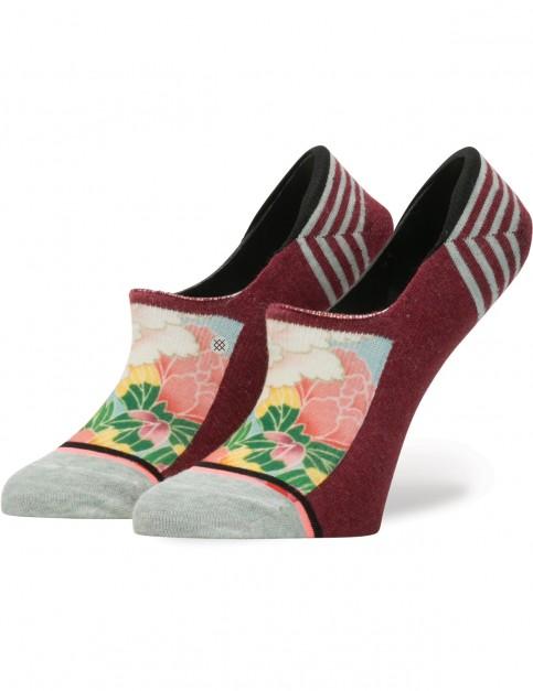 Stance Kokoro No Show Socks in Multi